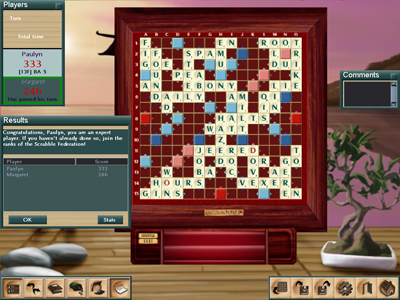 Scrabble my Favorite Game | Viewpoint